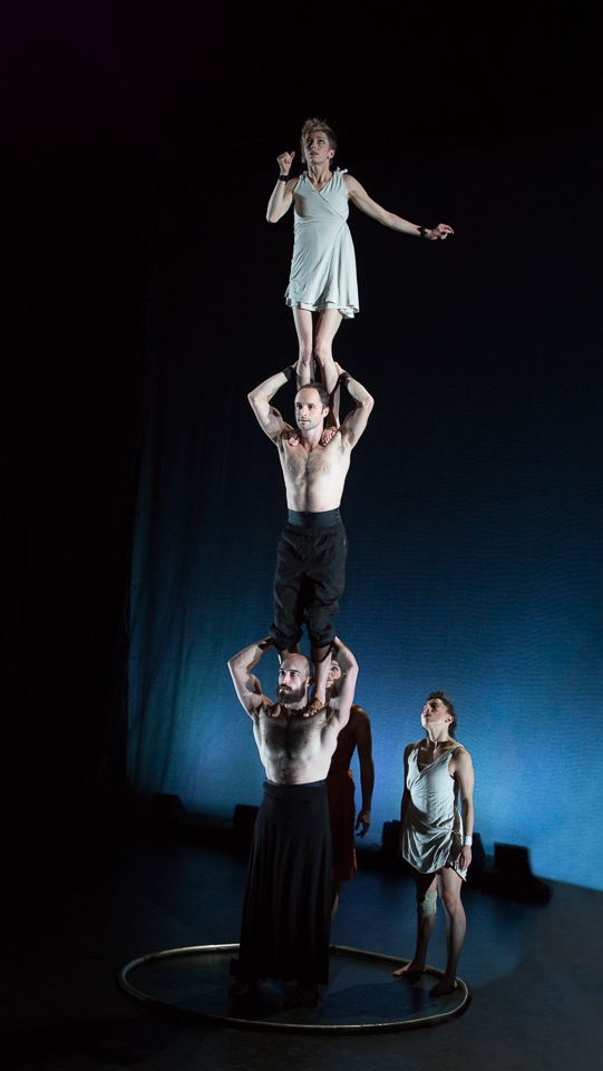 Featured performers: Cooper Stanton, Terry Crane, Melissa Knowles, Caterina Albani. Photo: Marc Hoffman.