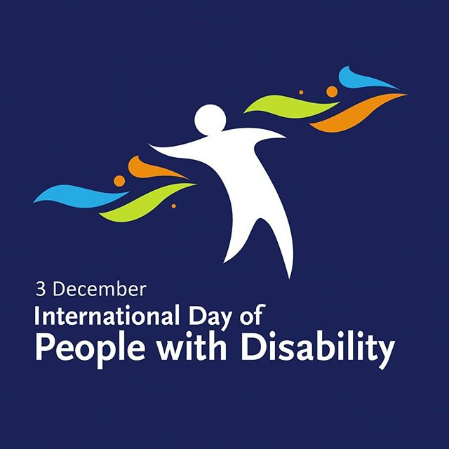 Today is International Day of People with Disability. The theme for for 2018 is empowering persons with disabilities and ensuring inclusiveness and equality. #disabilityawareness #internationaldayofpeoplewithdisability #dontdissmyability #hearinglosswontstopme