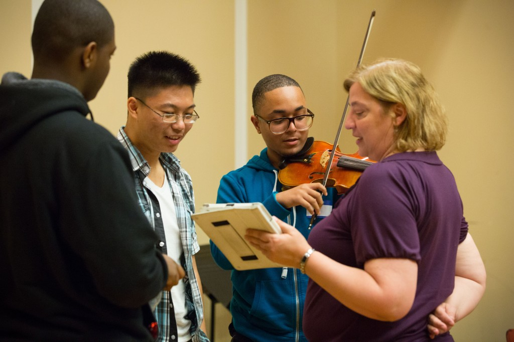 Community Engagement and Interactive Performance workshop.All City Orchestra.jpg