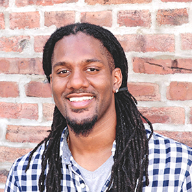 """Michael O'Bryan  Program Manager for Youth Arts Education, The Village of Arts and Humanities; Sanctuary Coordinator for """"Project Safe Neighborhoods""""   Read Bio   →"""
