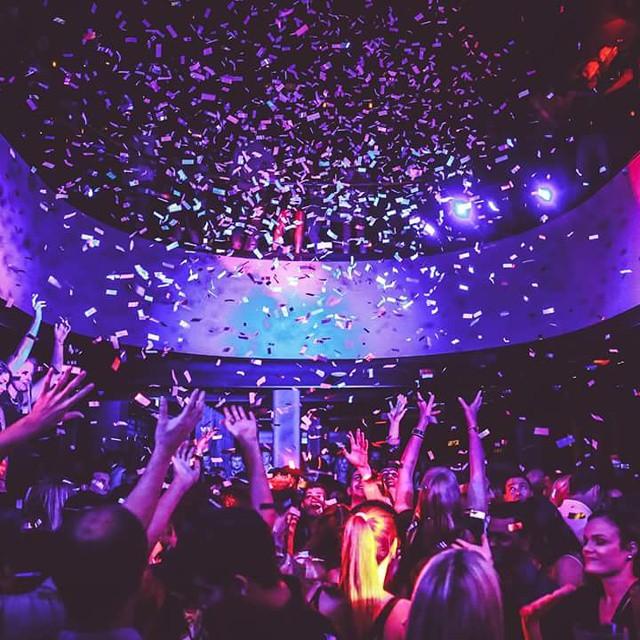 Clubbing at The Emerson, Melbourne