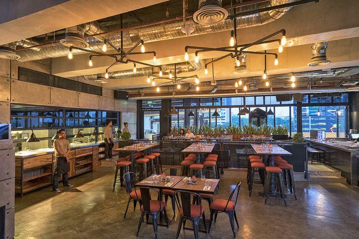 Restaurants in Cebu, The Social, Philippines