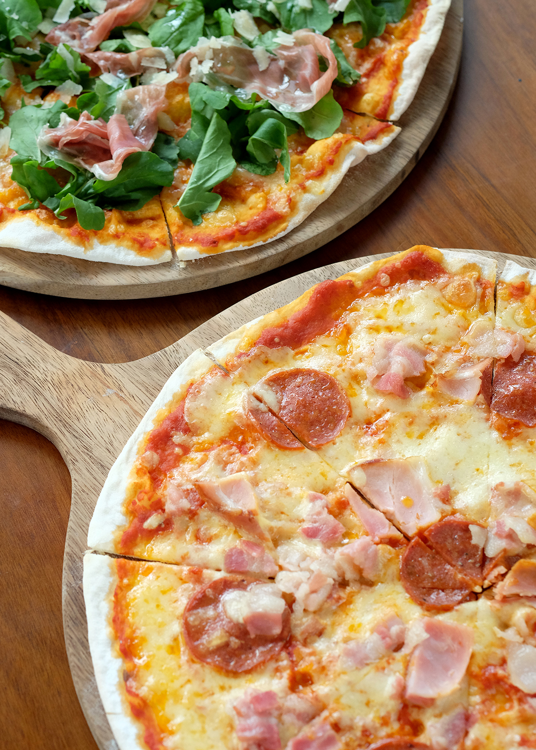 pizzas in Cebu, The Social woodfired pizza