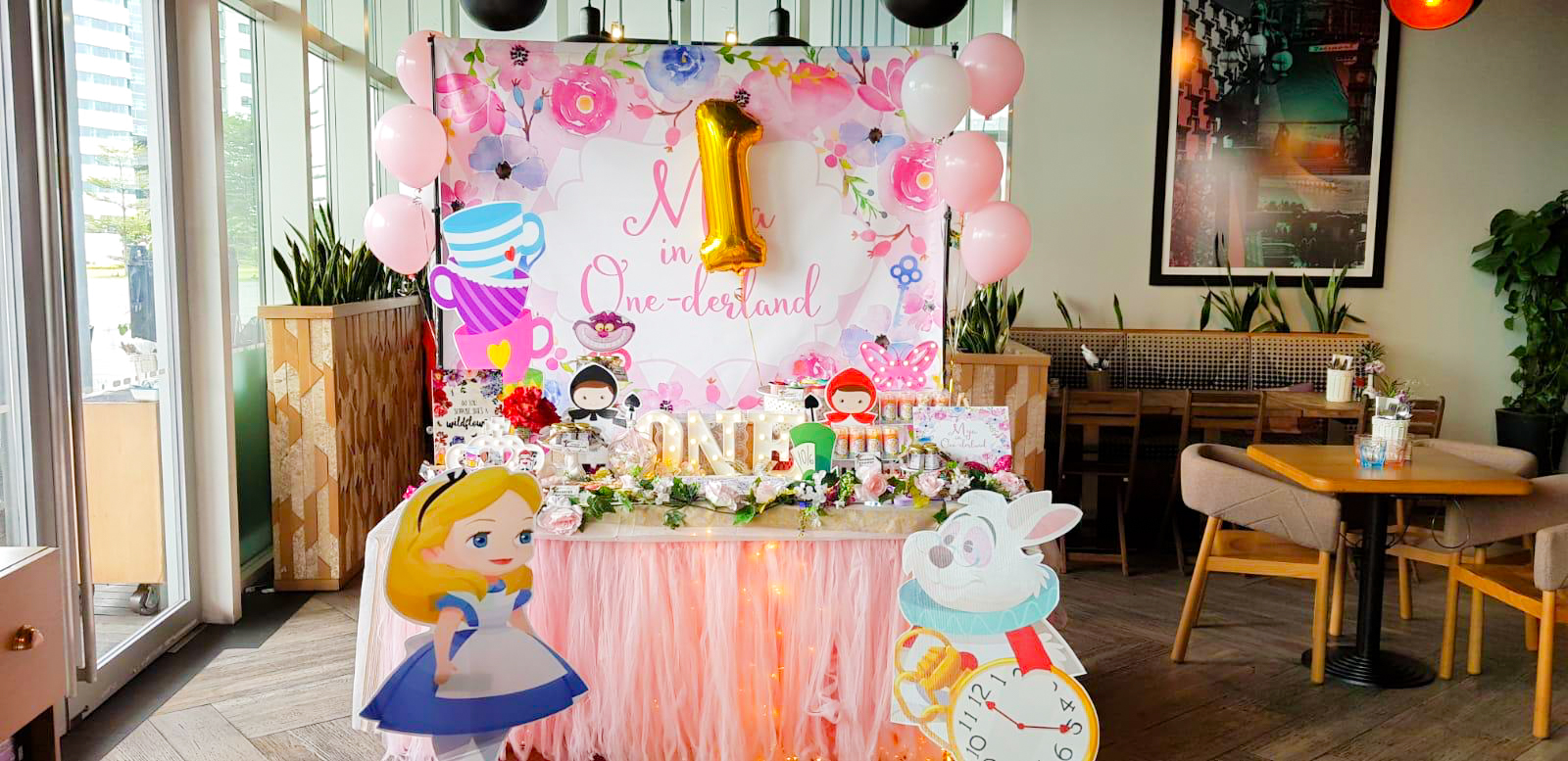Cafe Melba Kids birthday