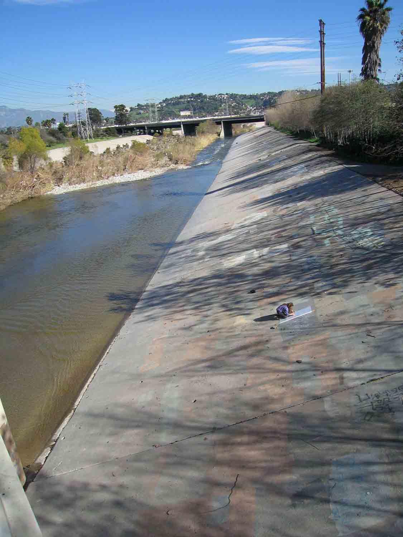 LA River, Los Angeles, CA, 2005