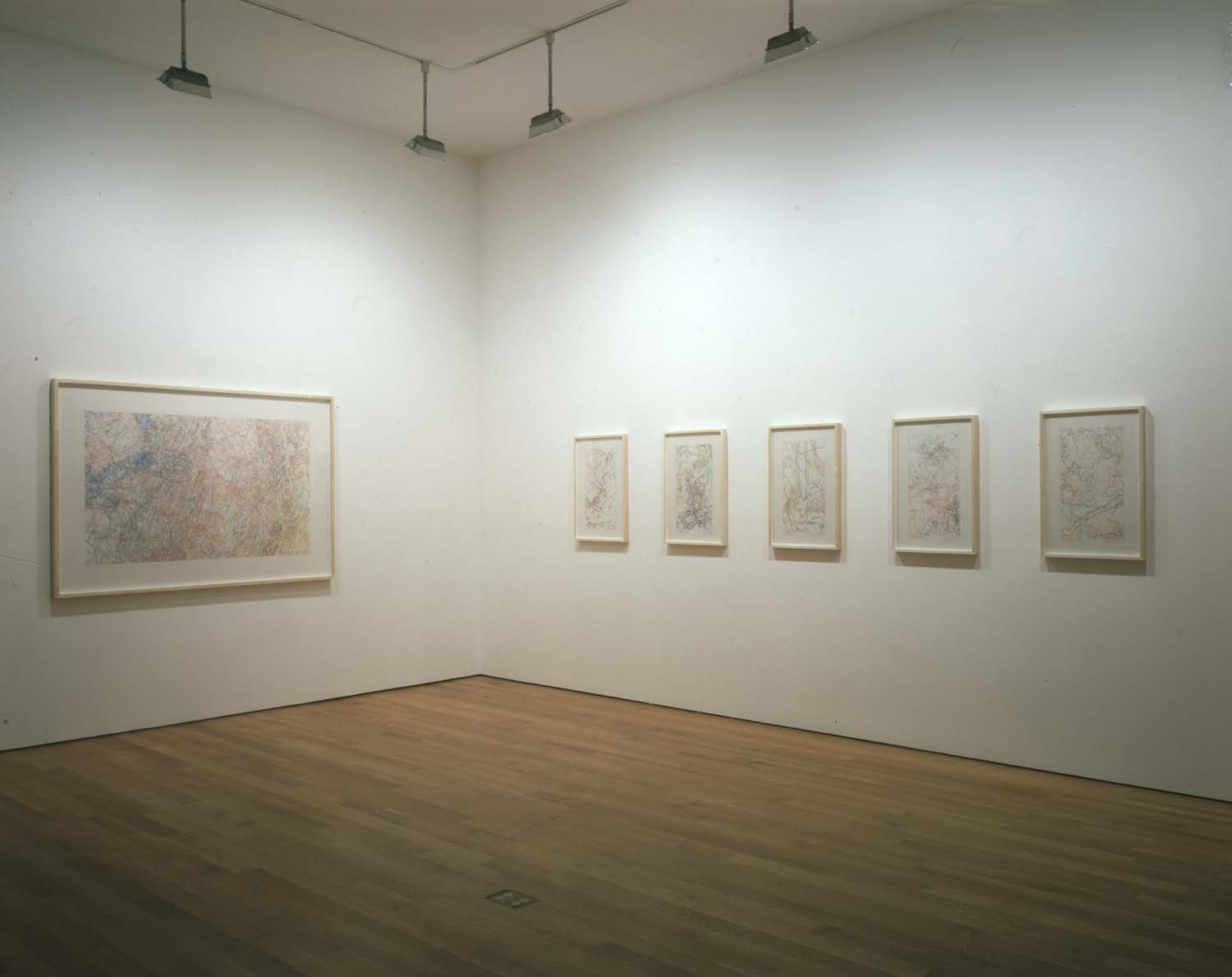 """Ingrid Calame: New Drawings,"" James Cohan Gallery, New York, NY"