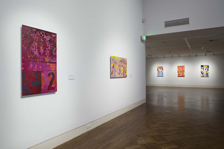 """Ingrid Calame: In Process,"" Monterey Museum of Art, Monterey, CA, 2010"