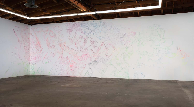 """LA River at Clearwater Street 2006-8, #2,"" Susanne Vielmetter Los Angeles Projects, Los Angeles, CA, 2012"