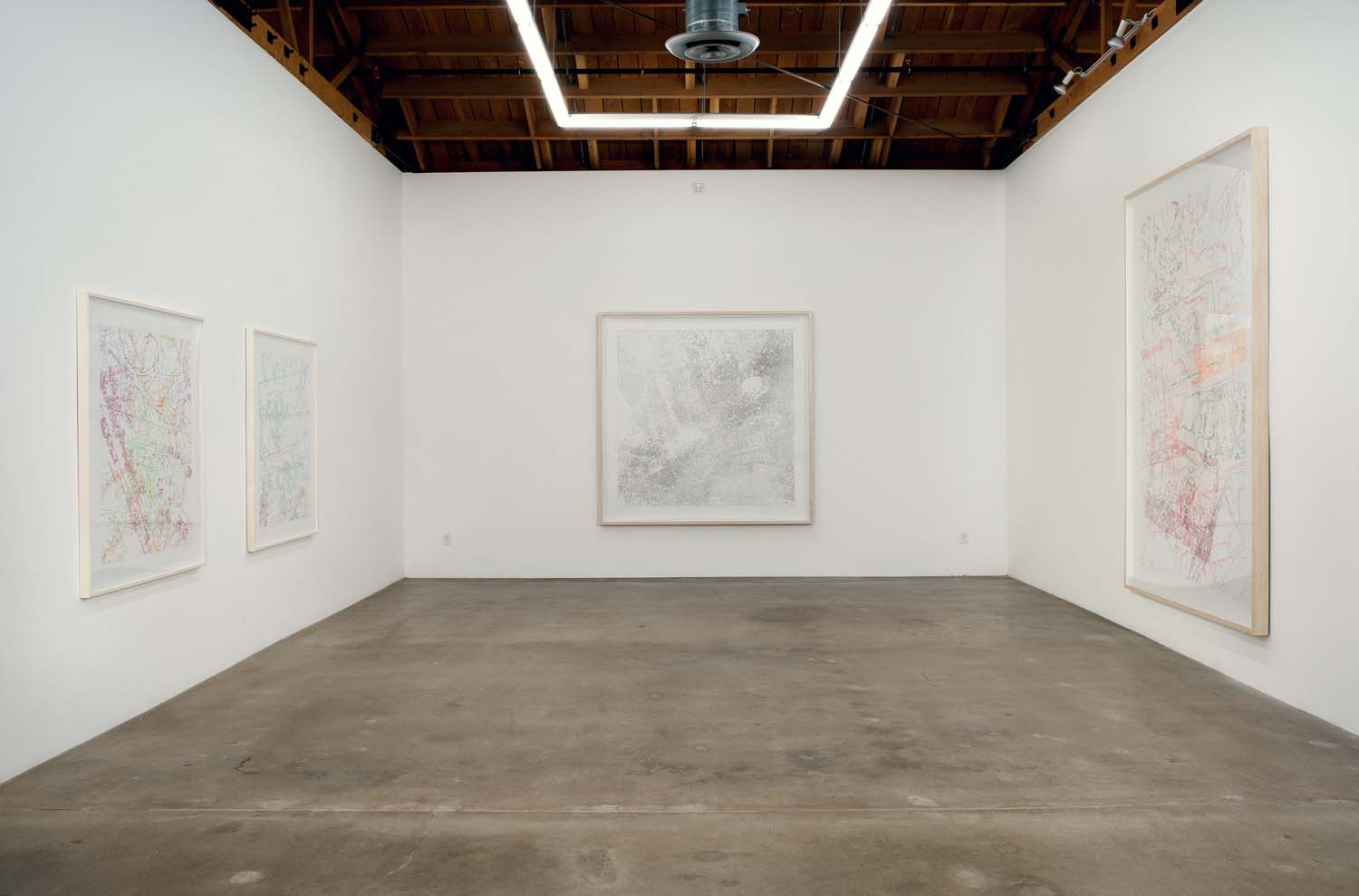 """""""From the LA River to Lackawanna,"""" Susanne Vielmetter Los Angeles Projects, Los Angeles, CA, 2012"""