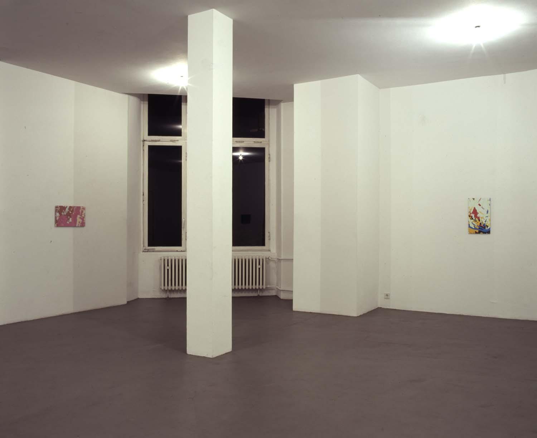 """""""Dangerous Curves,"""" Galerie Schmidt Maczollek, Cologne, Germany, 2008"""