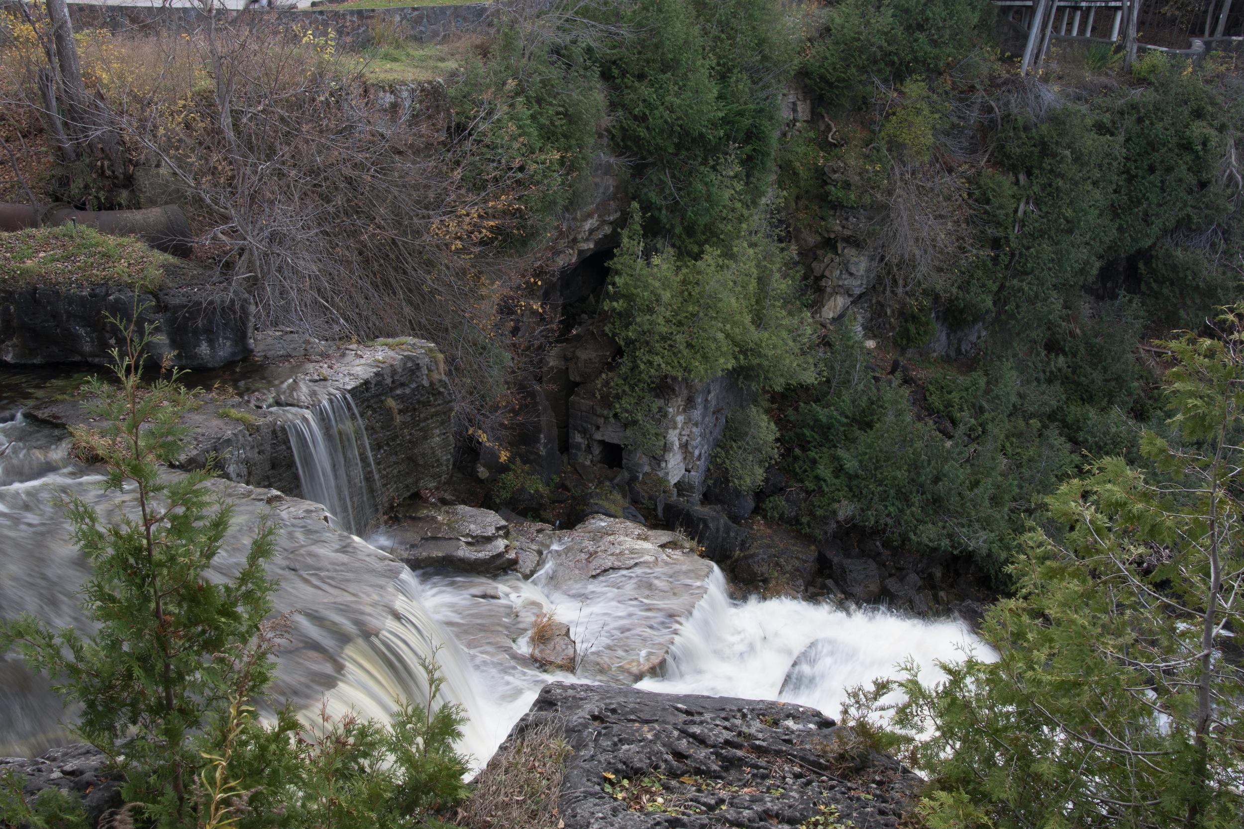 Inglis Falls, North Bay