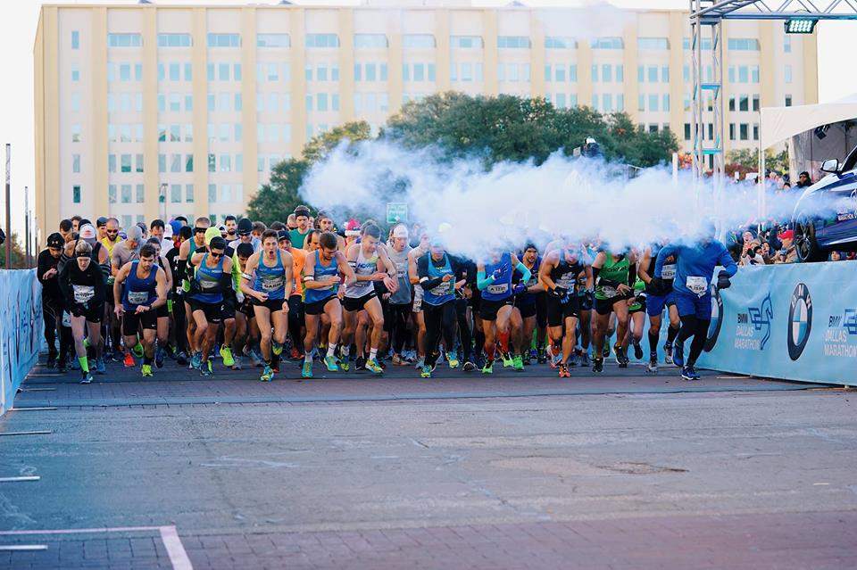 The Dallas Marathon is a nonprofit organization with a focus on promoting health and physical fitness through running events and related activities. Established in 1971, the history of the organization encompasses tremendous growth and produces what has become Dallas' largest and Texas' longest running marathon, the BMW Dallas Marathon, as well as the Half Marathon, the SMU Cox School of Business Relay and several other events throughout race weekend.  Running the marathon in Dallas highlights the city's most vibrant neighborhoods, entertainment districts and iconic Dallas landmarks. Hundreds of thousands of spectators join in BMW Dallas Marathon Day – the second Sunday of December – lining the streets and neighborhoods to cheer on participants in a race that is recognized as the official marathon of the City of Dallas.  Since naming a primary beneficiary in 1997, the Dallas Marathon has donated more than $3.9 million to Texas Scottish Rite Hospital for Children.