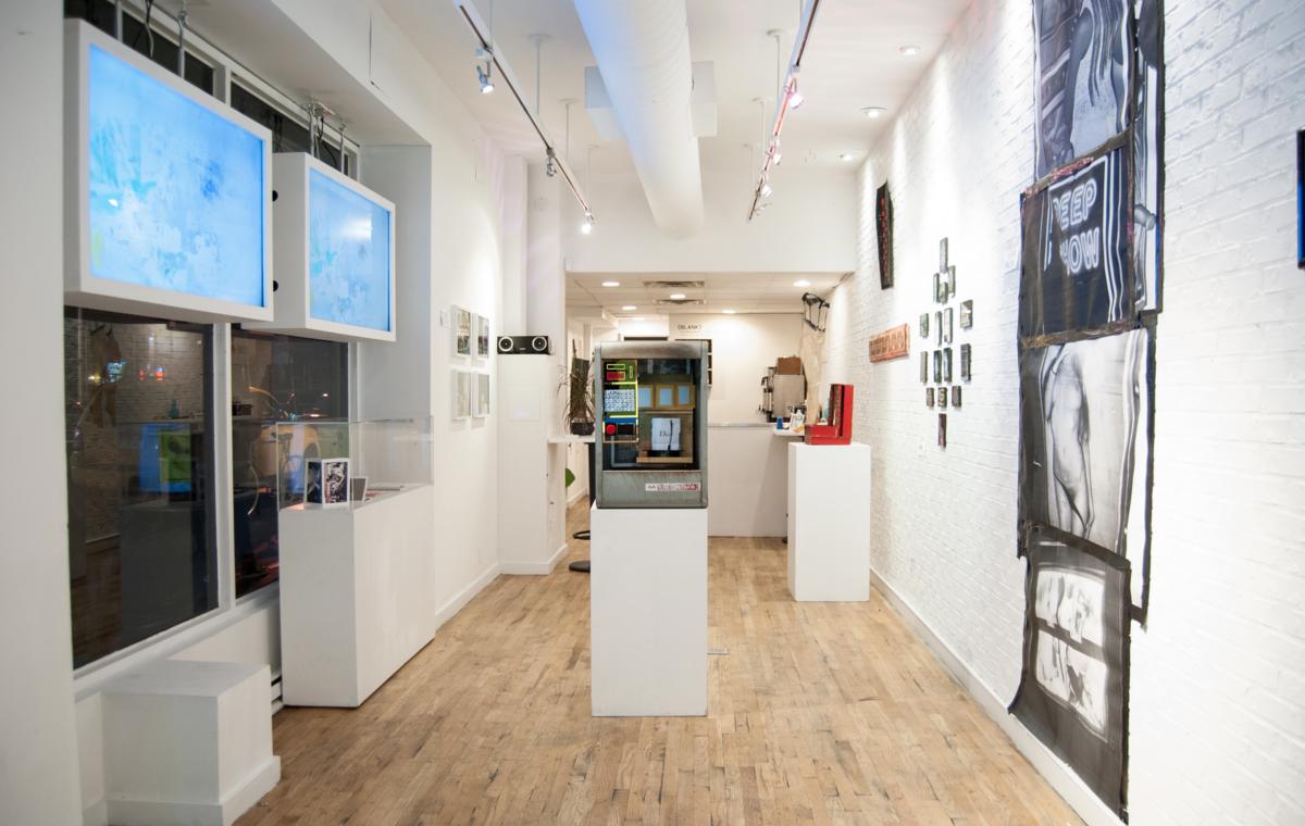 JARS NYC x Wallplay Foreword/Forward Exhibit