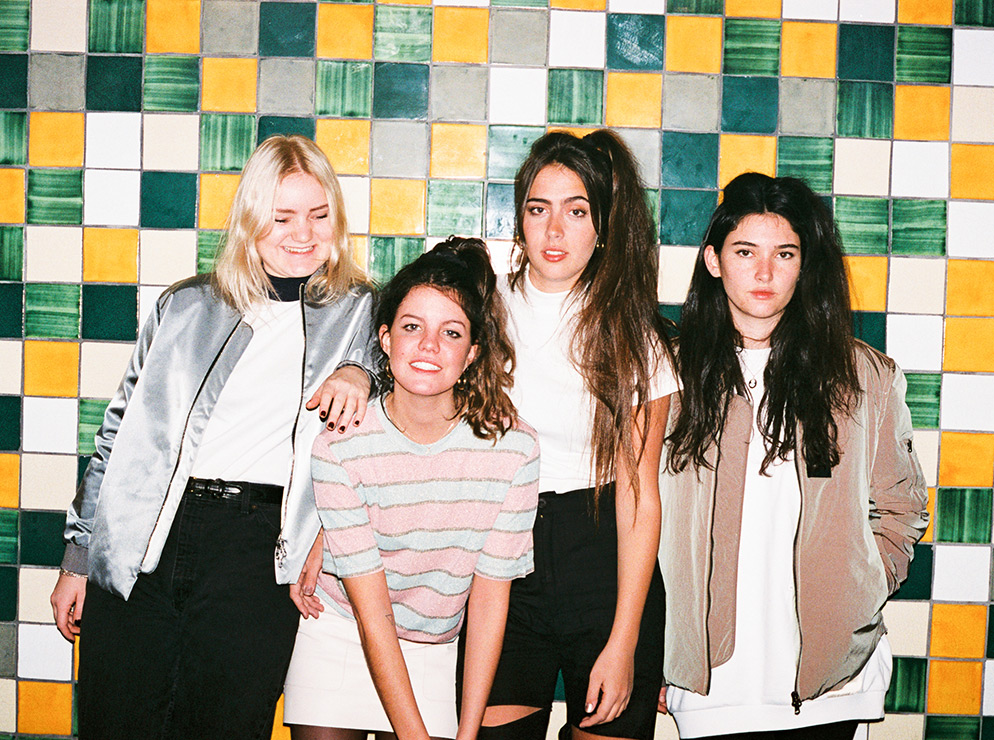 Lo-Fi Gets A Lift From Hinds