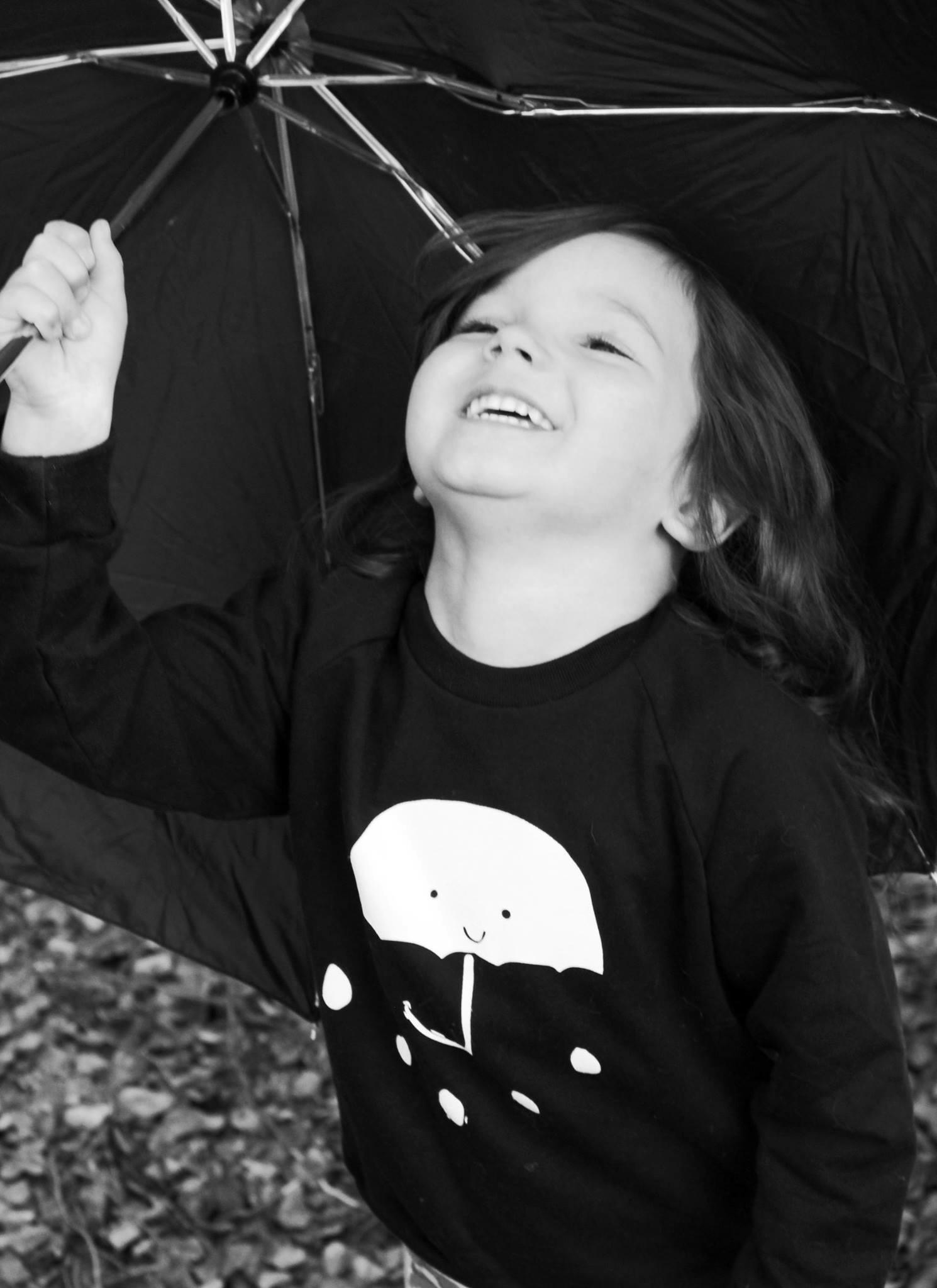 My Little Umbrella Sweatshirt
