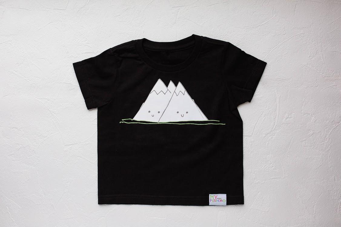My Little Mountain T-shirt