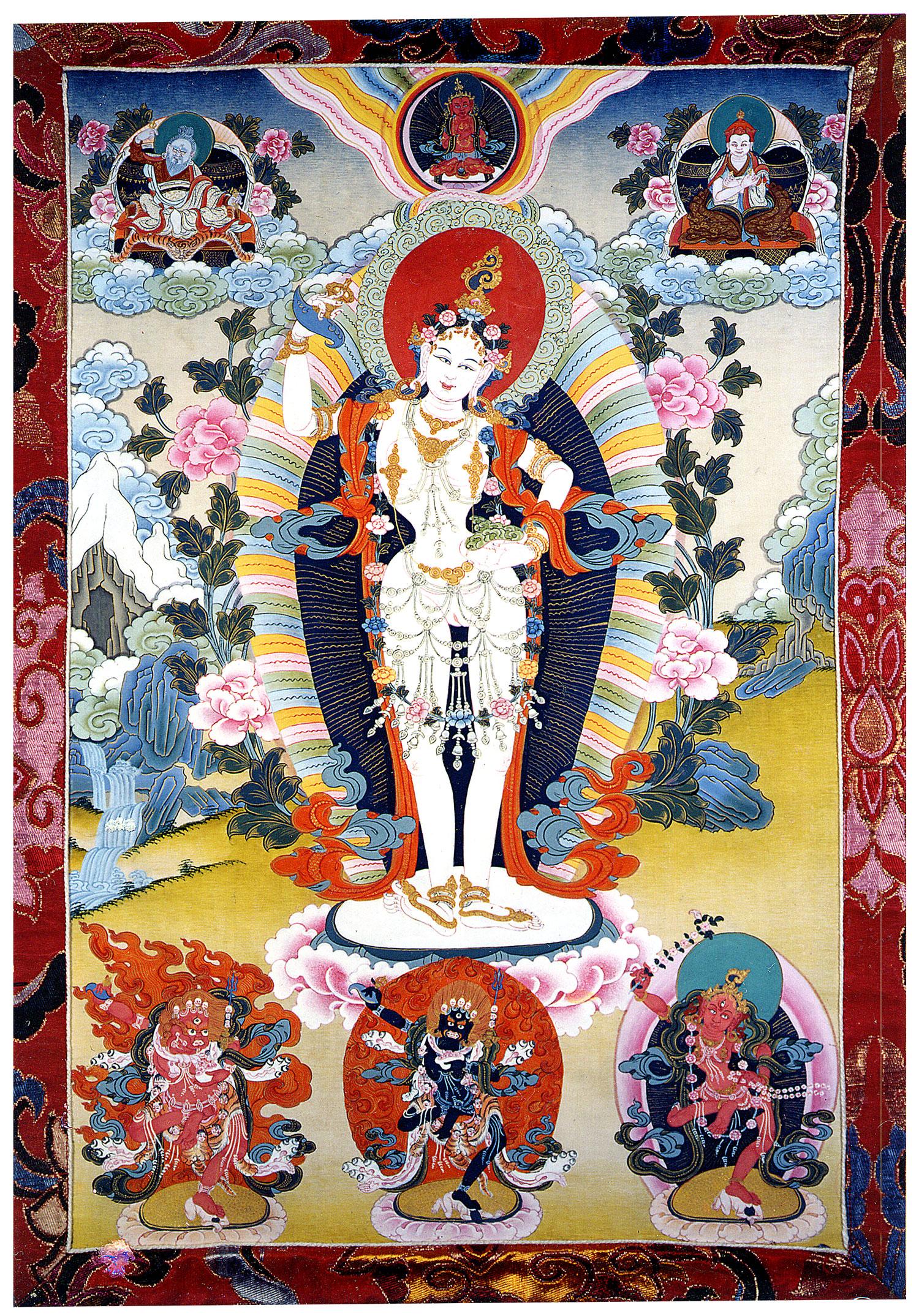 Artist, Lama Pema Dorje