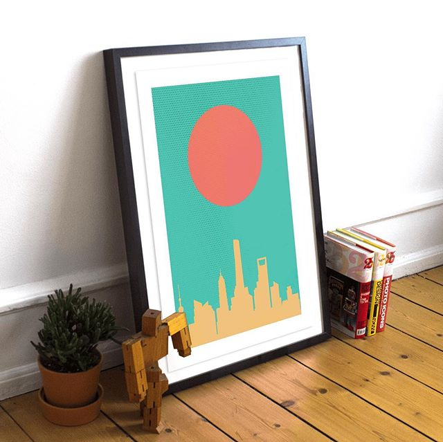 Add a pop of color to your living room to compensate for these dreary February days - - - - #shanghai #shanghaimap #ffc map # Jinganmap #tonikprints #shanghaidesign #shanghaigift #mapprint #graphicdesign #shanghaidecoration #homedecor #designchina #graphicdesign #formerfrenchconcession #jingan #shanghaiapartment