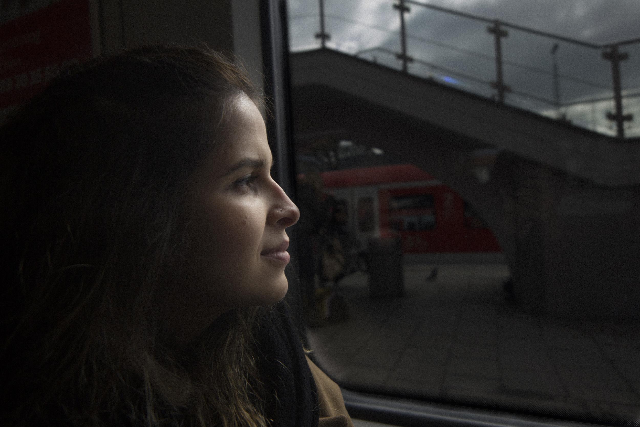 Lucia and Ana Train .jpg