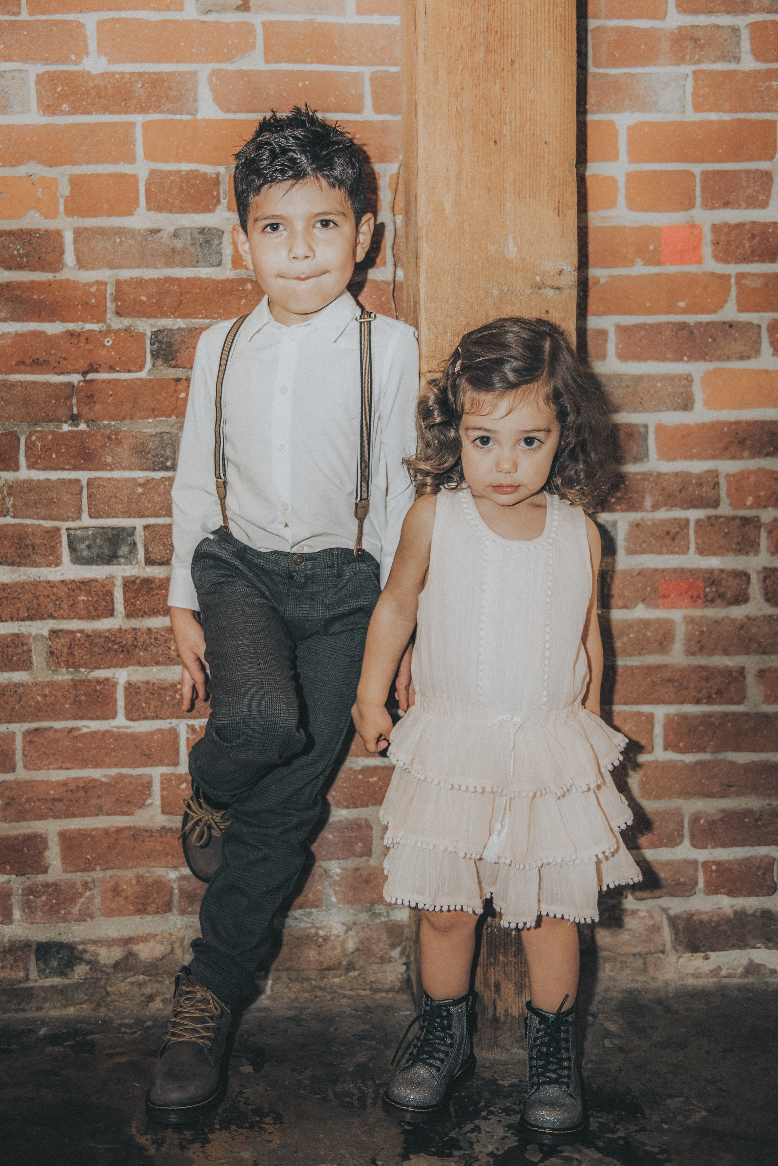 Love these surprise shots by our photographer
