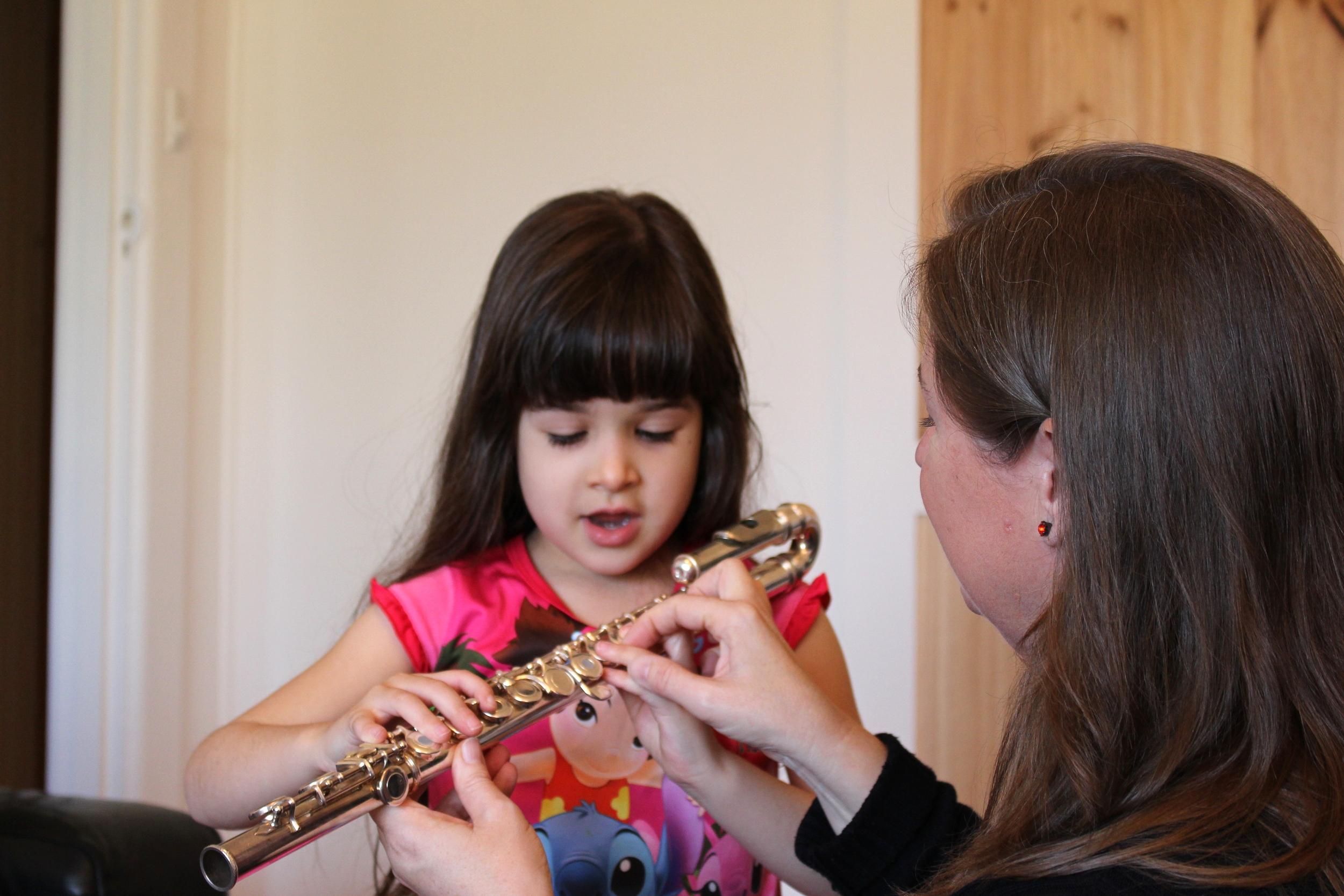 Flute Lessons Melbourne - Flutes Out West