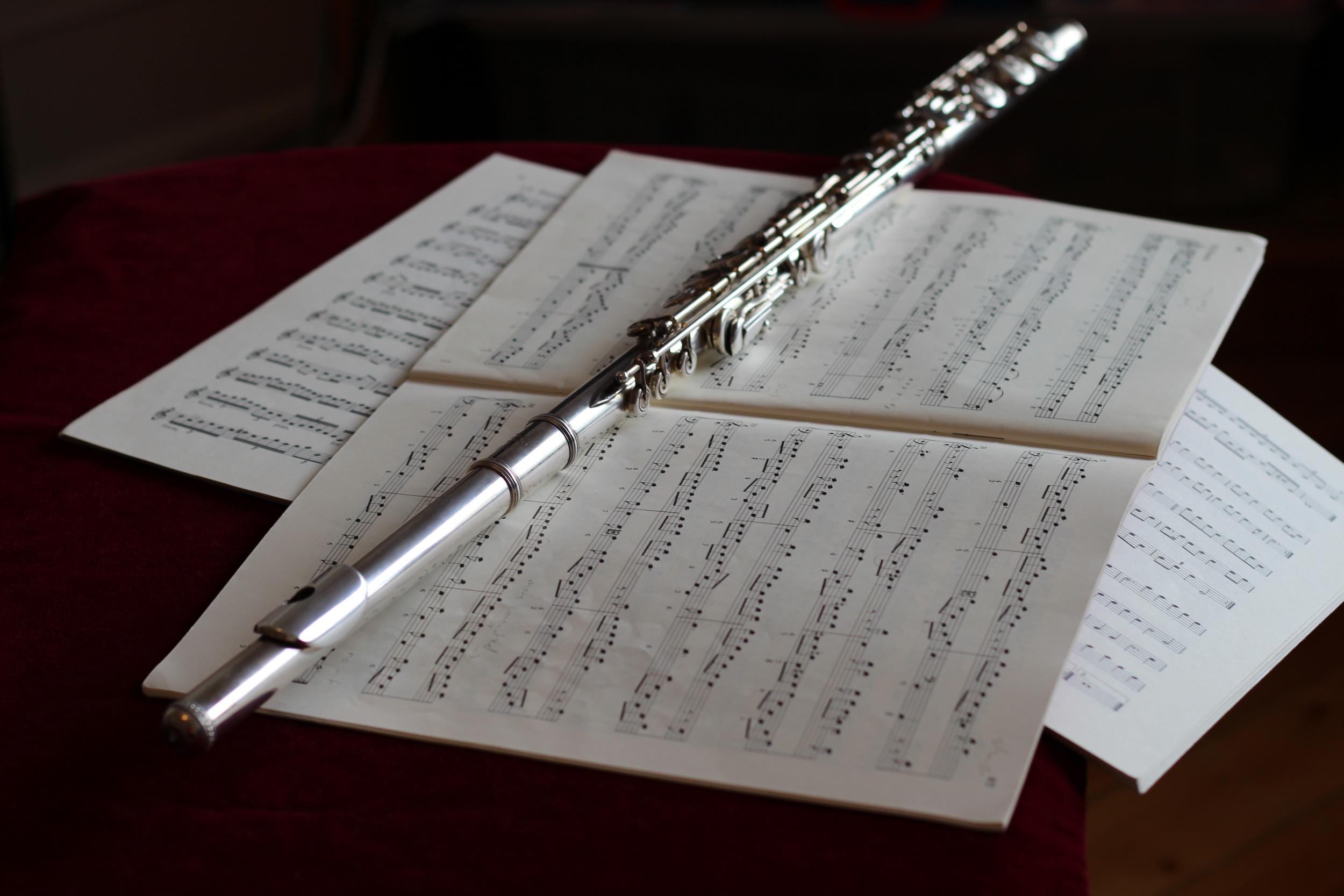 Flutes out West