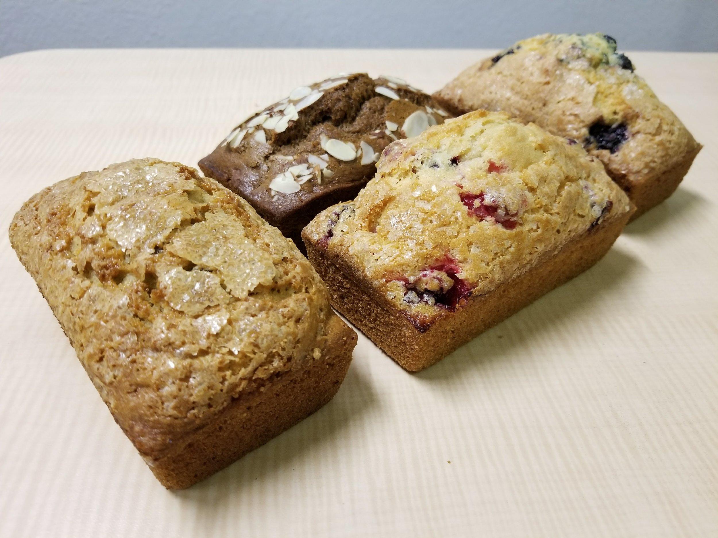 MINI - Loaf Cakes