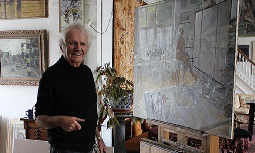 Ken Howard Foundation tagsmart art certificate