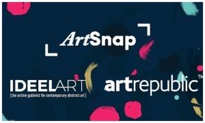 Ideelart Aartrepublic Artsnap Logo Tagsmart
