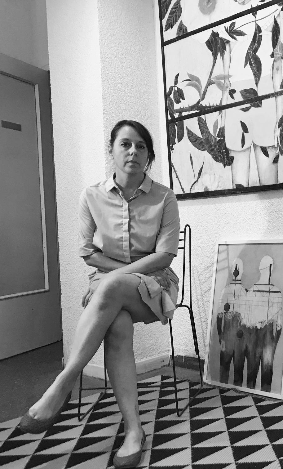 karenina Fabrizzi, Tagsmart artist of the week
