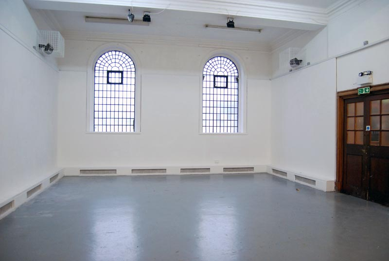 - PROJECT SPACE RESICENCY OPEN CALL