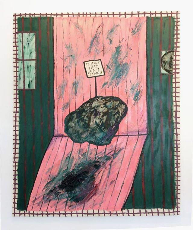Tagsmart artist @daisyparris.  #art #artcertificaton #artcollector #contemporaryartist #contemporarypainting #paintingnow #londonart #londonartist #londongalleries #londongallery #artcollection