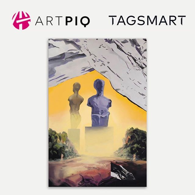 We're delighted to have joined forces with ARTPIQ to power their certification! You can now acquire a Tagsmart Certificate with artworks purchased through ARTPIQ online. . . . .  #art #artist #contemporaryart #performanceart #sculpturenow #paintingnow #londonart #conceptualartist #contemporaryartist #artcertificaton #artworld #artgallery #trustedart #fineartprints #tagsmartartist #artcollector #figurativeart #paintingnow #oilpaint