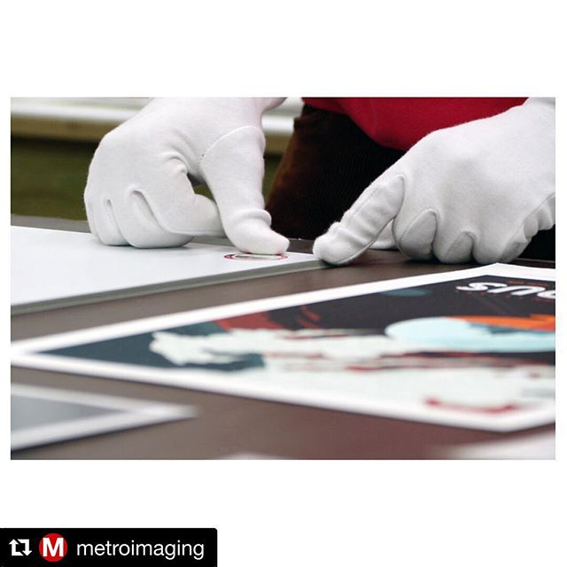 We are so thrilled to be partnering with @metroimaging, our first UK-based integrated tagging and certification reseller #metroimaging #tagsmarthq #dnatags #COA #provenance #artcertification #metropremier