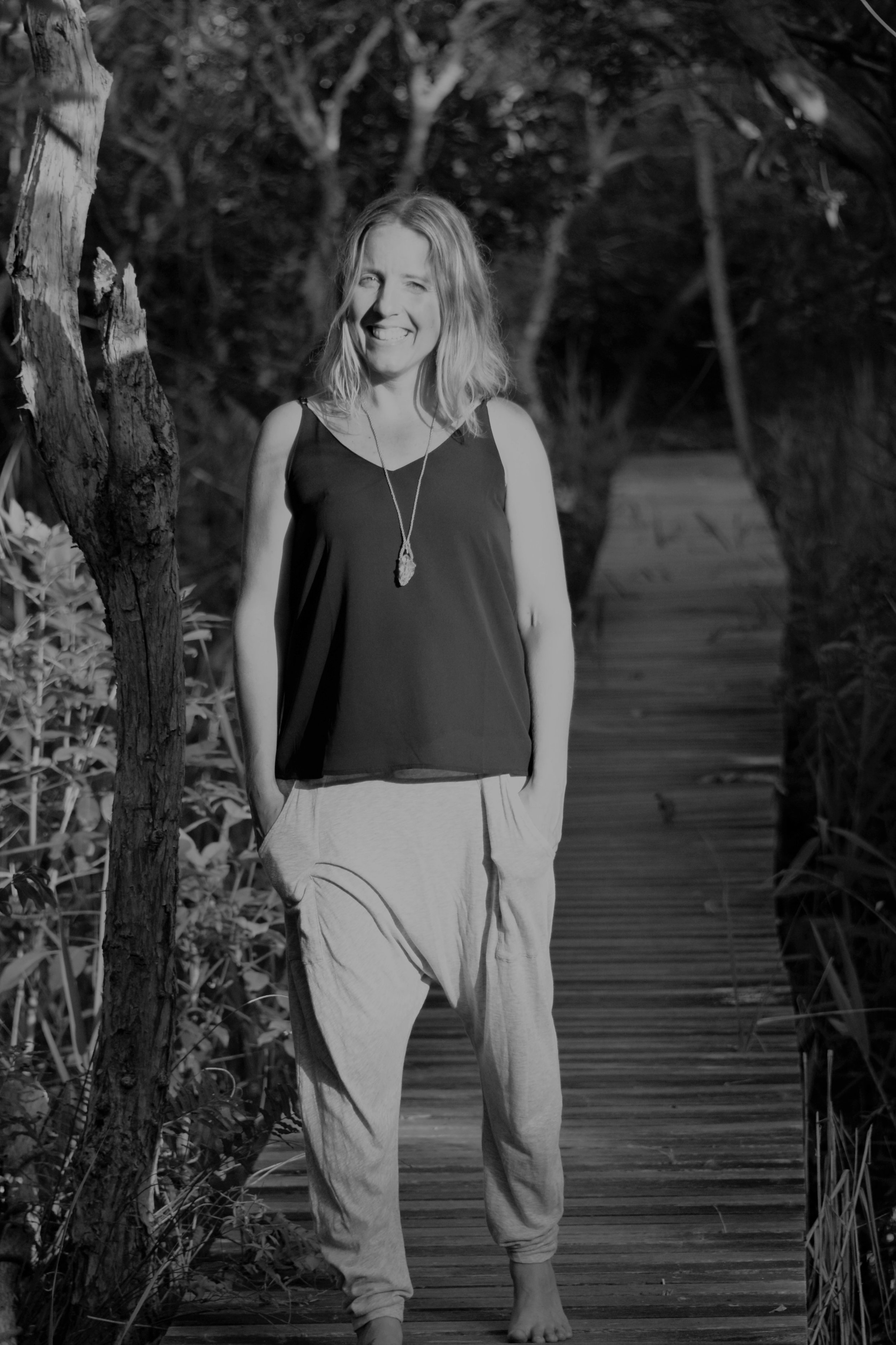 """The Turning Point - In 2014 in the gorgeous town of Byron Bay (where I had moved 6 years earlier as I sensed it held the key to my healing) a beautiful, older male colleague asked me the golden question:""""Are you ok Em?""""That question was my unraveling. My complete undoing. But also my acknowledging - I was not ok.Gifted with the time to rest and reflect I knew things had to change and I was the only one who could change it. A vegetarian since the age of 15, daily yoga practitioner and non-drinker meant to others I appeared the epitome of health and physically, I was.But my true wellbeing came not from anything external - it came from journeying inward. My yoga practice was preparing me well - it gave me the courage to face it.It is the struggles that I overcame using the tools and practices of yoga and meditation that have fueled my passion to support other women to reclaim their connection to themselves and all that is sacred.Head to my yoga page to find out about classes in the Northern Rivers or to my coaching page to see how I can support you via 1:1 coaching or group coaching (coming Jan 2019) wherever you are in the world.I hope to connect with you soon whatever challenges you are facing - know that there is a simpler and easier way of being.Namaste x"""