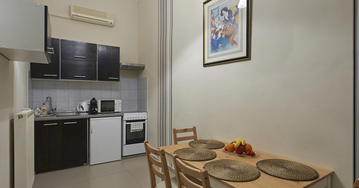 Stay in the Heart of Budapest   Located in the very center of Budapest, in the middle of Vaci pedestrian and shopping street, Vaci Superior Apartment is a great choice for travellers who are interested in shopping, history and food. The M3 Ferenciek tere subway station is 300 m away which allows you to get to all the main tourist attractions of the city within minutes. In Vaci street you find all kind of restaurants, cafés and shops you might wish.