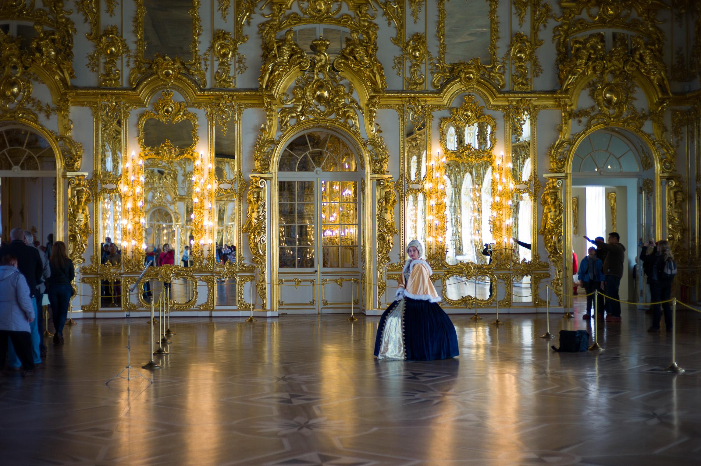 Catherine Palace Saint Petersburg, Russia