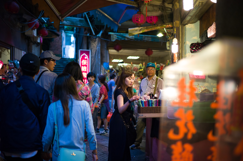 Jiufen 九份 Street Photography