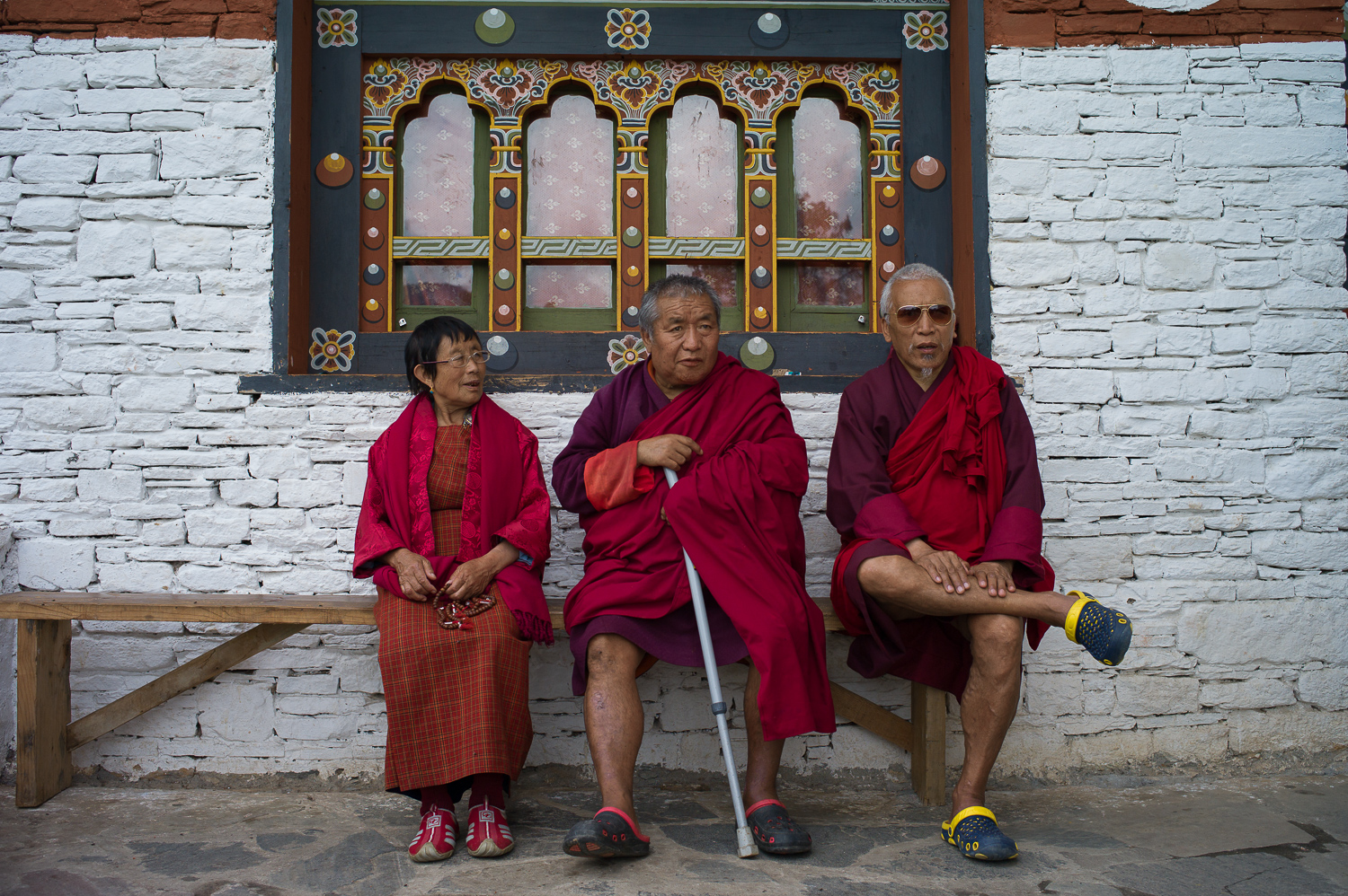 Watch out before photographing religious person/ object, always ask for a permission, Thimphu