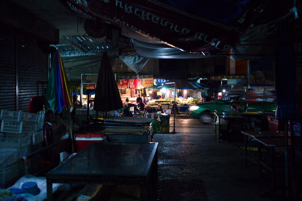 Hua Hin Night Street Photography
