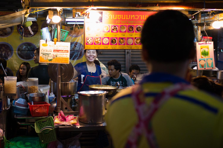 Bangkok China Town, Yaowarat Road