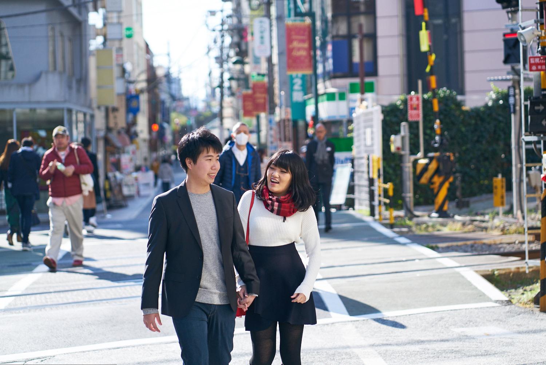 Jiyugaoka Engagement Photography.jpg