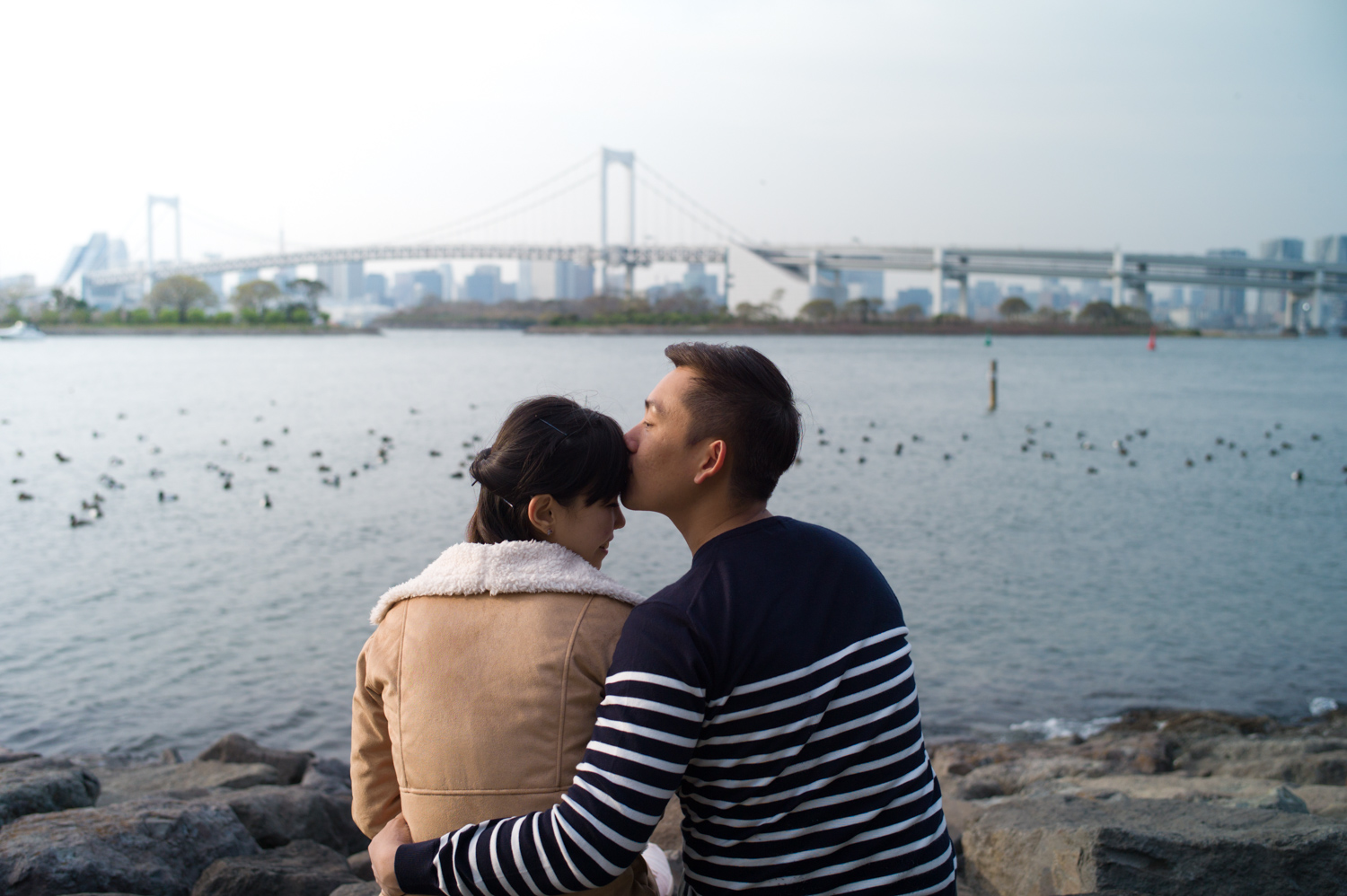 Tokyo Engagement Photography in Odaiba.jpg