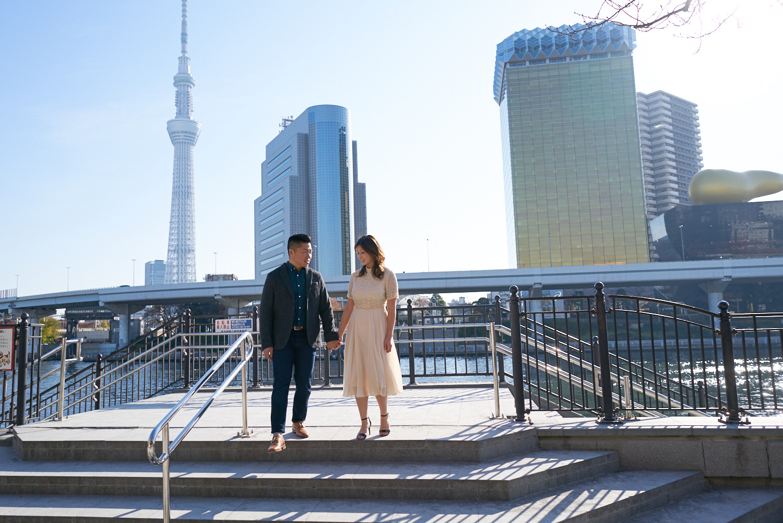Tokyo Sky Tree Pre Wedding Photographer.jpg