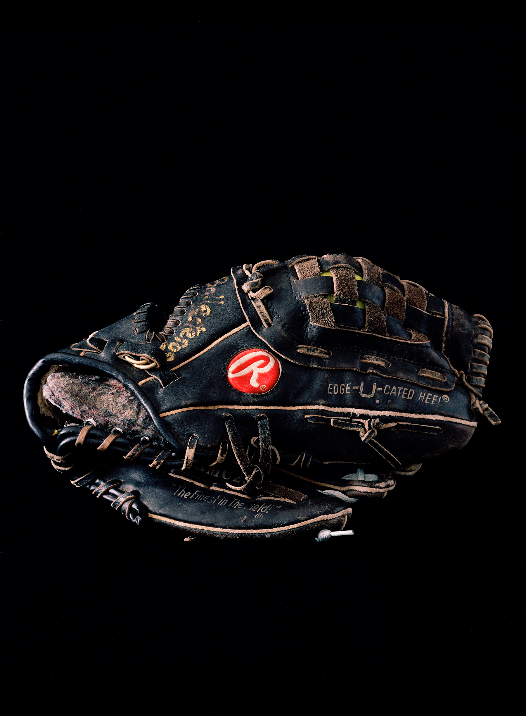 Culture Handbook No. 014 (baseball glove), 2017