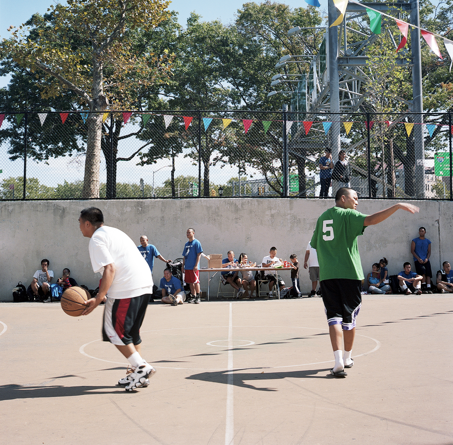 3-0n-3 Basketball Tournament, 2009