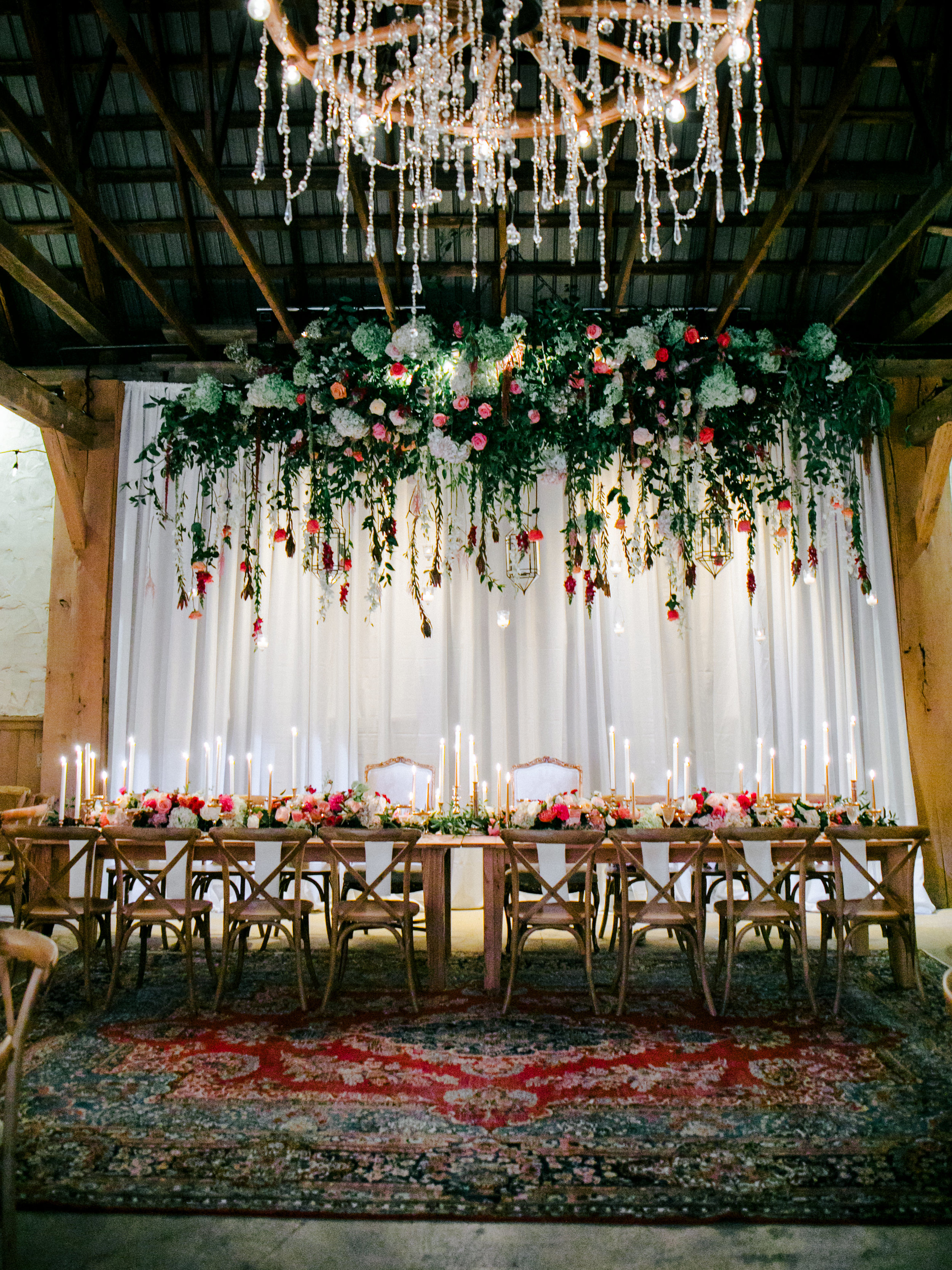 Style Me Pretty Orchard Wedding | East Made Event Company