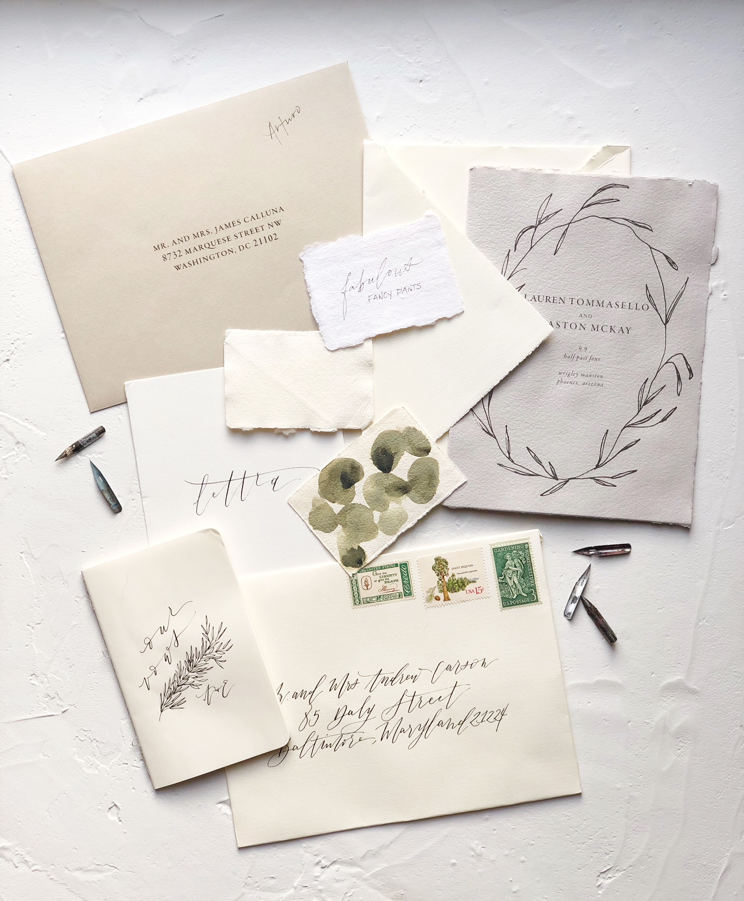 5 Tips for Starting a Calligraphy Business and Etsy Shop | Shotgunning for Love Letters