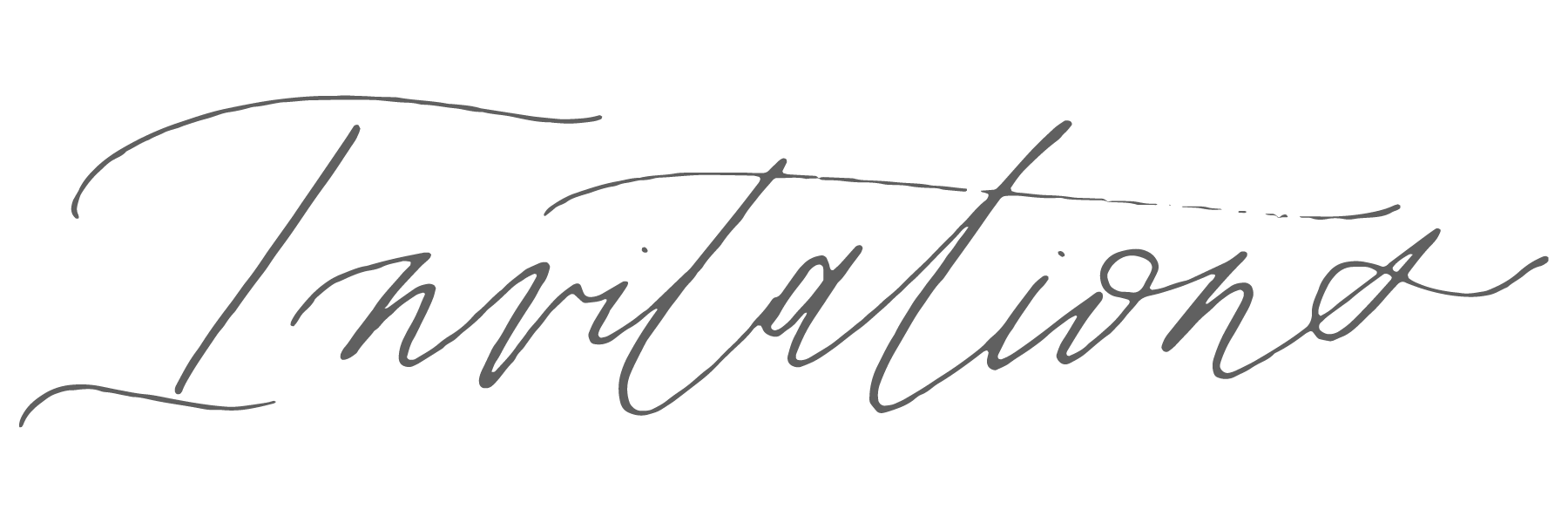 Shotgunning for Love Letters | Artisan Calligraphy and Invitations in Baltimore, MD