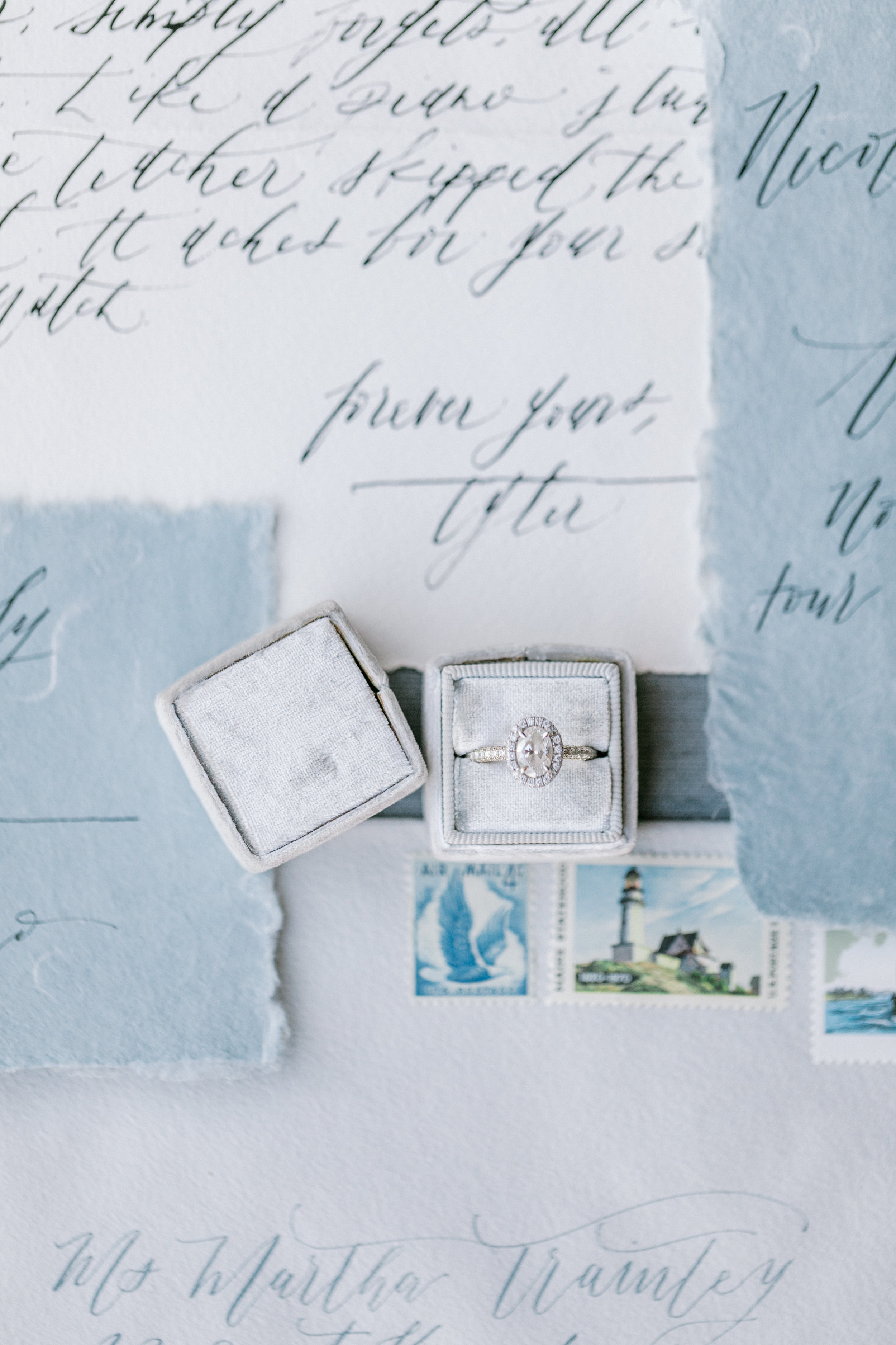 Artisan Calligraphy and Wedding Invitations | Shotgunning for Love Letters, Baltimore, MD